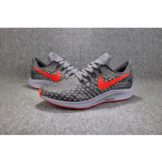 Cheap Nike Air Zoom Pegasus 35 Men Shoes Grey For Sale