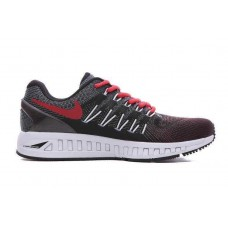 CHEAP NIKE AIR ZOOM STRUCTURE 20 MEN RUNNING SHOES BLACK RED WHOLESALE