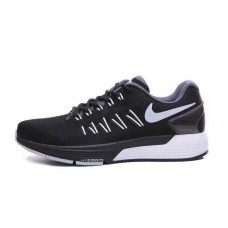 CHEAP NIKE AIR ZOOM STRUCTURE 20 MEN RUNNING SHOES BLACK WHITE GRAY WHOLESALE