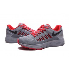CHEAP NIKE AIR ZOOM STRUCTURE  20 WOMEN RUNNING SHOES RED GRAY FOR SALE