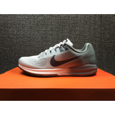 Cheap Nike Air Zoom Structure 21 Men Shoes Grey