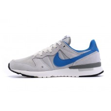 CHEAP NIKE ARCHIVE 83-M MEN RUNNING SHOES WHITE BLUE GRAY OUTLET