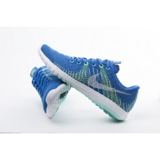 CHEAP NIKE FLEX SERIES MEN RUNNING SHOES ROYAL BLUE FLUORESCENT GREEN WHOELSALE