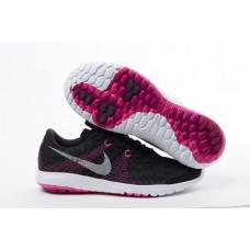 CHEAP NIKE FLEX SERIES WOMEN RUNNING SHOES BLACK PEACH FOR SALE