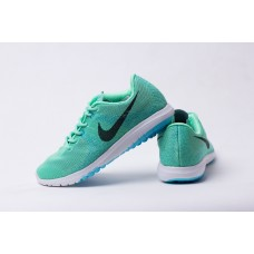 CHEAP NIKE FLEX SERIES WOMEN  RUNNING SHOES WHITE GREEN OUTLET SALE