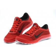 CHEAP NIKE FREE 3.0 V6 MEN RUNNING SHOES BLACK RED WHOLESALE