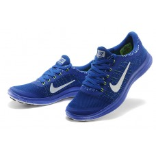 CHEAP NIKE FREE 3.0 V6 MEN RUNNING SHOES ROYAL BLUE FLUORESCENT GREEN FOR SALE
