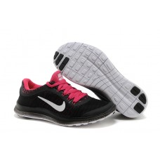CHEAP NIKE FREE 3.0 V6 WOMEN RUNNING SHOES BLACK PINK OUTLET SALE