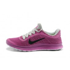 CHEAP NIKE FREE 3.0 V6 WOMEN RUNNING SHOES BLACK PURPLE GRAY FOR SALE