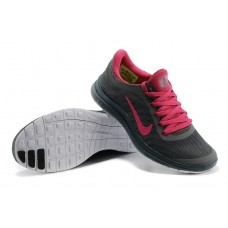 CHEAP NIKE FREE 3.0 V6 WOMEN RUNNING SHOES CARBON PINK OUTLET SALE