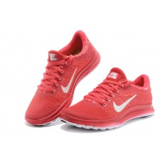 CHEAP NIKE FREE 3.0 V6 WOMEN RUNNING SHOES RED WHITE OUTLET SALE