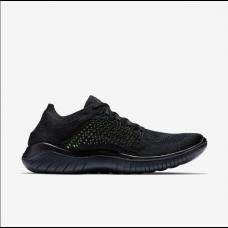 Cheap Nike Free Run Flyknit 2018 Men Shoes Black