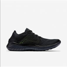 Cheap Nike Free Run Flyknit 2018 Women Shoes Black