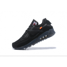 Cheap Nike Off White Men Shoes Black For Sale