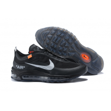 Cheap Nike Off White Men Shoes Black White Outlet