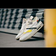 Cheap Nike Off White Men Shoes White Yellow Outlet