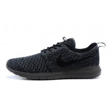 CHEAP NIKE ROSHE RUN MEN RUNNING SHOES DEEP GRAY OUTLET SALE