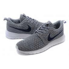 CHEAP NIKE ROSHE RUN MEN RUNNING SHOES LIGHT GRAY BLACK OUTLET SALE