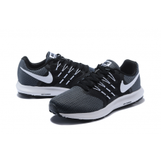 Cheap Nike Run Swift Men Shoes Black Grey