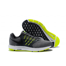 Cheap Nike Run Swift Men Shoes Grey Green Wholesale