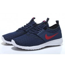 CHEAP NIKE ZENJI MEN RUNNING SHOES DEEP BLUE RED WHOLESALE