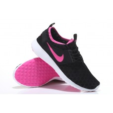 CHEAP NIKE ZENJI WOMEN RUNNING SHOES BLACK PEACH FOR SALE