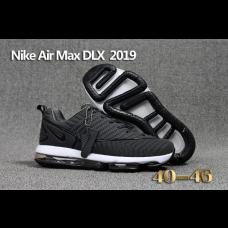 China Nike Air Max DLX 2019 Men Shoes Black Cheap