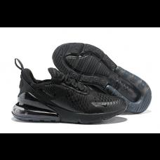 Nike Air Max 270 Men Shoes Black Wholesale