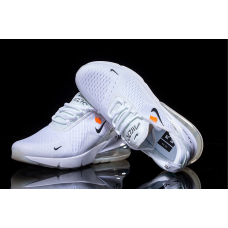 Nike Air Max 270 Men Shoes White Wholesale