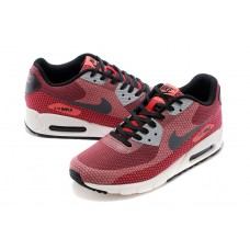 CHEAP NIKE AIR MAX 90 WOMEN RUNNING SHOES BLACK WHITE PINK