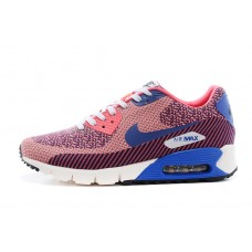 NIKE AIR MAX 90 WOMEN RUNNING SHOES SEAMLESS ROSE SAPHIRE WATERMELON WHOLESALE