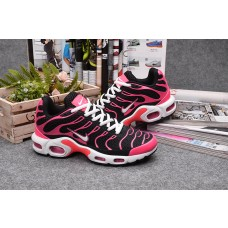 Nike Air Max TN Men Shoes Black White Pink Wholesale