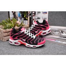 Nike Air Max TN Men Shoes Black White Pink Wholesale