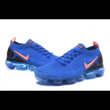 Nike Air Vapormax Flyknit 2.0 Men Shoes Blue Pink Wholesale