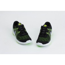 NIKE FLEX SERIES WOMEN RUNNING SHOES BLACK FLUORESCENT GREEN OUTLET SALE