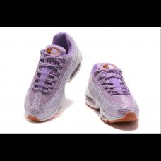 USA Nike Air Max 95 Women Shoes Purple Cheap