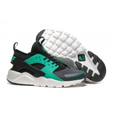WHOLESALE NIKE AIR HUARACHE IV 4 MEN RUNNING SHOES BLACK GREEN