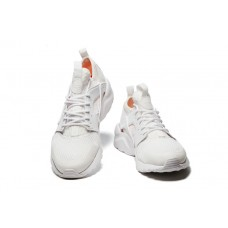 WHOLESALE NIKE AIR HUARACHE IV 4 MEN RUNNING SHOES WHITE NET
