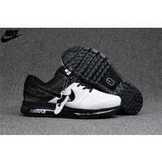 Wholesale Nike Air Max 2017 KPU Men Shoes White Black