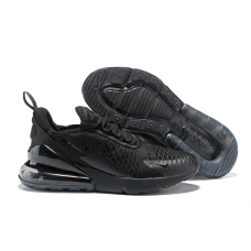 Wholesale Nike Air Max 270 Women Shoes Black