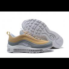 Wholesale Nike Air Max 97 Women Shoes Brown Grey