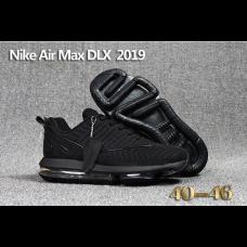Wholesale Nike Air Max DLX 2019 Men Shoes Black