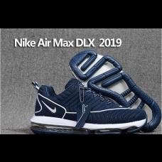 Wholesale Nike Air Max DLX 2019 Men Shoes Blue