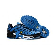 Wholesale Nike Air Max TN Men Shoes Black White Blue