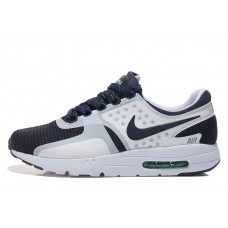 WHOLESALE NIKE AIR MAX ZERO WOMEN RUNNING SHOES BLACK WHITE