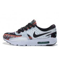WHOLESALE NIKE AIR MAX ZERO WOMEN RUNNING SHOES WHITE COLORS