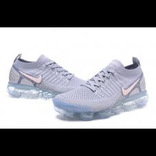 Wholesale Nike Air Vapormax Flyknit 2.0 Women Shoes Purple Pink