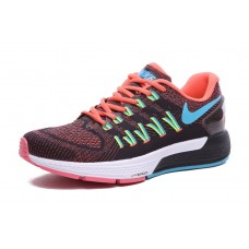 WHOLESALE NIKE AIR ZOOM STRUCTURE 20 MEN RUNNING SHOES ORANG BLACK GREEN