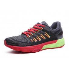 WHOLESALE NIKE AIR ZOOM STRUCTURE 20 MEN RUNNING SHOES RED BLACK GREEN