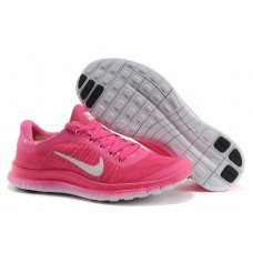 WHOLESALE NIKE FREE 3.0 V6 WOMEN RUNNING SHOES PEACH WHITE